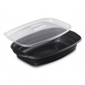 Boîte noire Marmimpack - Emballage Alimentaire Vente-à-Emporter