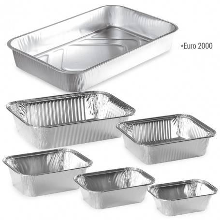 Barquettes aluminum - Barquette alimentaire Vente-à-emporter - Traiteur