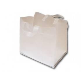 Sac traiteur transparent givré + carton renforcé - emballage alimentaire  traiteur professionnel