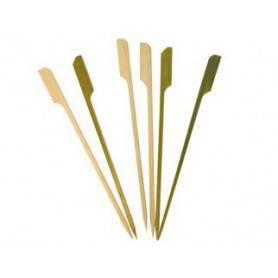 spatule bois pour boissons chaudes et froides