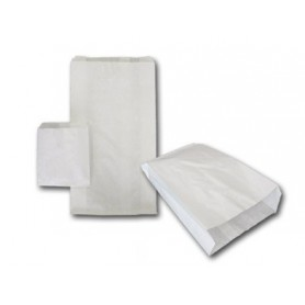 Sacs kraft blanchi - sachet alimentaire papier kraft