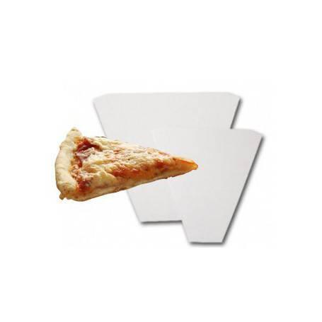 Triangle Rainé cartonné - Triangle Quiche - Triangle Pizza - Triangle Cartonné pour Transport Pizza