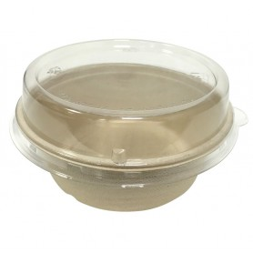 Bol salade bagasse - bol salade  vente à emporter