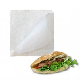 sac à ouverture décalée haut et côté - emballage snacking