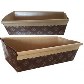 Moule à cake rectangulaire - Moule Pâtisserie et Boulangerie