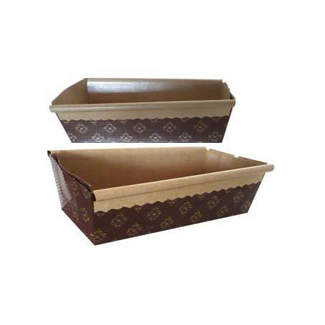 moule cake rectangulaire cuisson emballagefut com. Black Bedroom Furniture Sets. Home Design Ideas