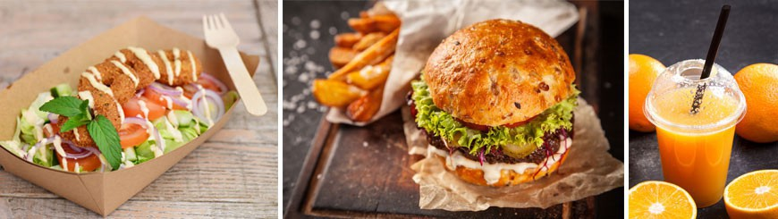 Emballage Snacking à Prix Discount - Jusqu'à 12% de remise