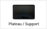 Plateau traiteur support de présentation vitrine